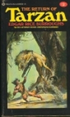 Cover of the book The return of Tarzan by Edgar Rice Burroughs