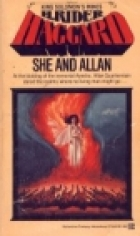 Cover of the book She and Allan by H. Rider Haggard