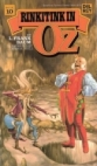 Cover of the book Rinkitink in Oz by L. Frank Baum