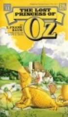 Another cover of the book The Lost Princess of Oz by L. Frank Baum