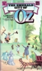 Another cover of the book The Emerald City of Oz by L. Frank Baum