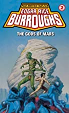 Cover of the book The Gods of Mars by Edgar Rice Burroughs