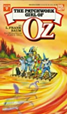 Cover of the book The Patchwork Girl of Oz by L. Frank Baum