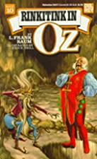 Another cover of the book Rinkitink in Oz by L. Frank Baum