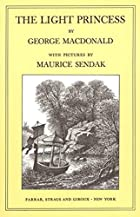 Another cover of the book The Light Princess by George MacDonald