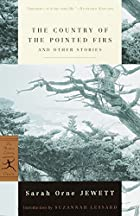 Another cover of the book The Country of the Pointed Firs by Sarah Orne Jewett