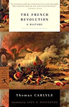 Cover of the book The French Revolution by Thomas Carlyle