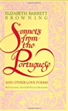 Another cover of the book Sonnets from the Portuguese by Elizabeth Barrett Browning
