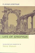 Cover of the book The Life of Flavius Josephus by Flavius Josephus
