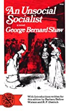 Cover of the book An unsocial socialist by Bernard Shaw