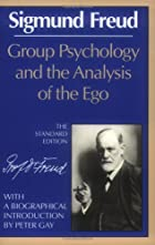 Another cover of the book Group psychology and the analysis of the ego by Sigmund Freud