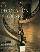 Cover of the book The decoration of houses by Edith Wharton