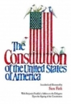 Another cover of the book The Constitution of the United States of America by United States