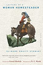 Another cover of the book Letters of a Woman Homesteader by Elinore Pruitt Stewart