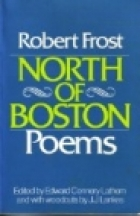 Another cover of the book North of Boston by Robert Frost