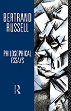 Cover of the book Philosophical essays by Bertrand Russell