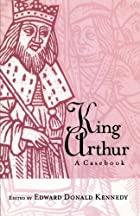 Cover of the book King Arthur by Edward Bulwer Lytton Lytton