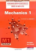 Cover of the book Mechanics by John Cox