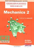 Another cover of the book Mechanics by John Cox