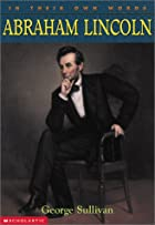 Another cover of the book Abraham Lincoln by George Haven Putnam