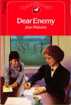 Another cover of the book Dear enemy by Jean Webster