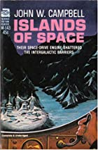 cover for book Islands of Space