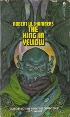 Cover of the book The king in yellow by Robert W. (Robert William) Chambers