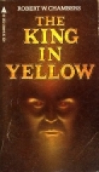 Another cover of the book The king in yellow by Robert W. (Robert William) Chambers