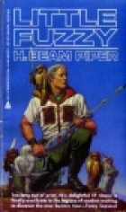 Another cover of the book Little Fuzzy by H. Beam Piper