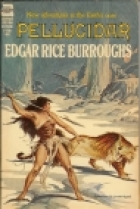 Cover of the book Pellucidar by Edgar Rice Burroughs