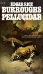Another cover of the book Pellucidar by Edgar Rice Burroughs