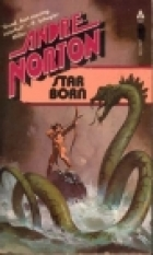Another cover of the book Star Born by Andre Norton