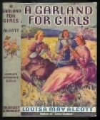 Cover of the book A Garland for Girls by Louisa May Alcott