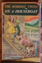 Cover of the book The Bobbsey Twins on a Houseboat by Laura Lee Hope
