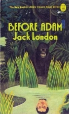 Cover of the book Before Adam by Jack London