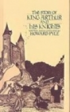 Another cover of the book The story of King Arthur and his knights by Howard Pyle