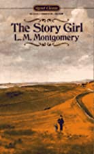 Another cover of the book The Story Girl by L.M. Montgomery