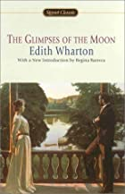 Another cover of the book The Glimpses of the Moon by Edith Wharton