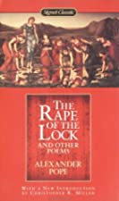 Cover of the book The Rape of the Lock and Other Poems by Alexander Pope