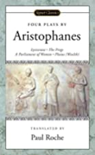 Cover of the book The Frogs; by Aristophanes