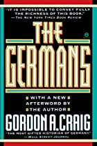 Cover of the book The Germans by I. A. R. (Ida Alexa Ross) Wylie