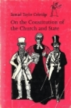 Cover of the book On the constitution of the church and state according to the idea of each by Samuel Taylor Coleridge