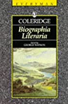 Another cover of the book Biographia Literaria by Samuel Taylor Coleridge