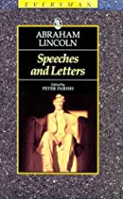Cover of the book Speeches by Abraham Lincoln