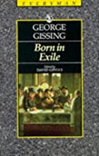 Cover of the book Born in Exile by George Gissing