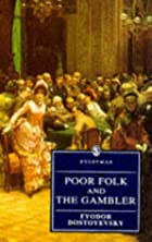 Cover of the book Poor Folk by Fyodor Dostoyevsky