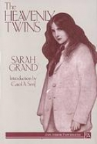 Another cover of the book The Heavenly Twins by Madame Sarah Grand