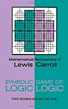 Cover of the book Symbolic Logic by Lewis Carroll