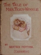 Cover of the book The Tale of Mrs. Tiggy-Winkle by Beatrix Potter