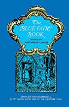 Another cover of the book The Blue Fairy Book by Andrew Lang
